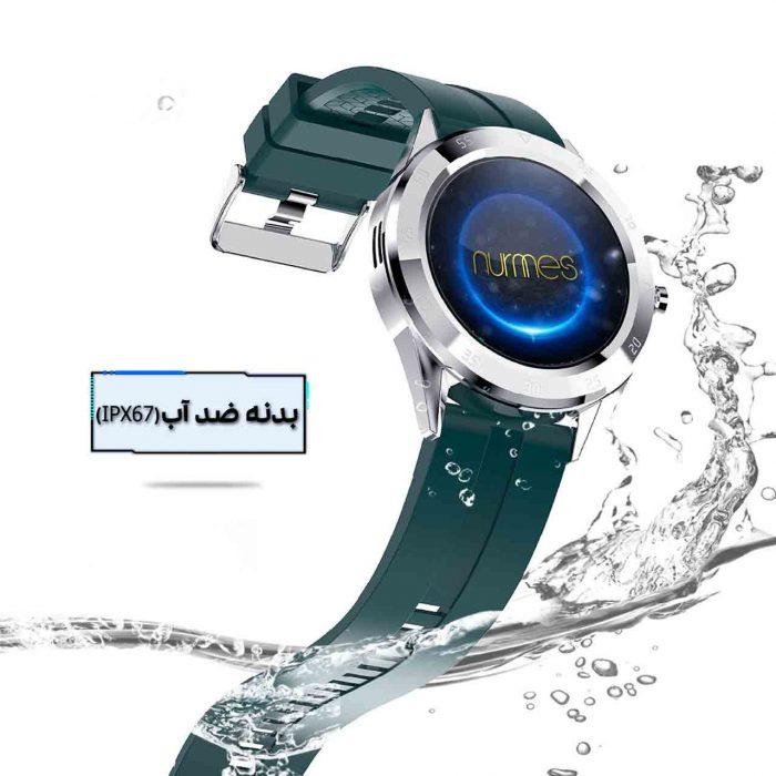 ساعت هوشمند نورمس مدل NURKELLO KY10 ضد آب