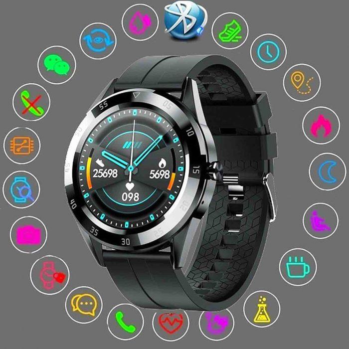 ساعت هوشمند نورمس مدل NURKELLO KY10