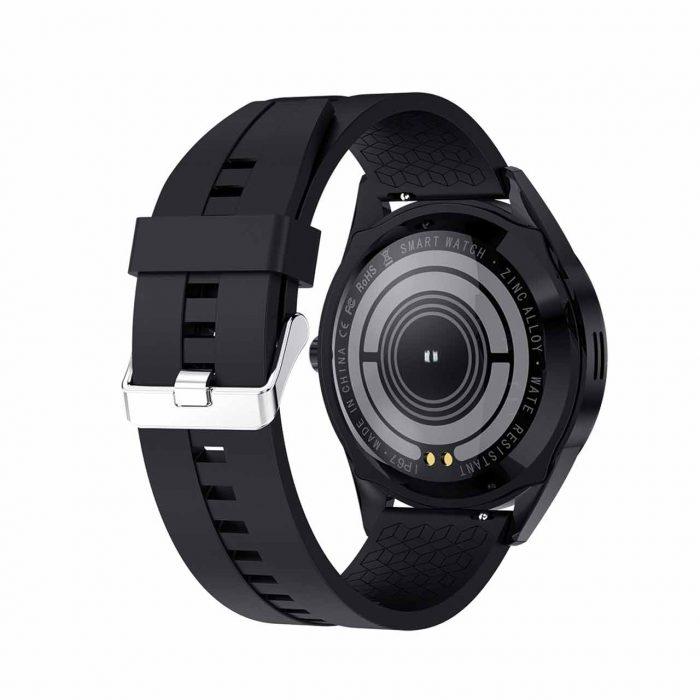 ساعت هوشمند نورمس مدل NURKELLO KY10 رنگ مشکی