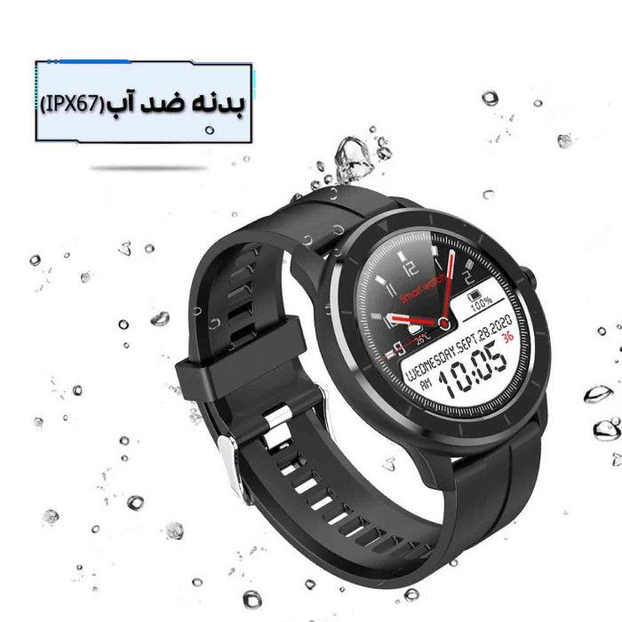 ساعت هوشمند نورمس NURKELLO NT6 با بدنه ضد آب