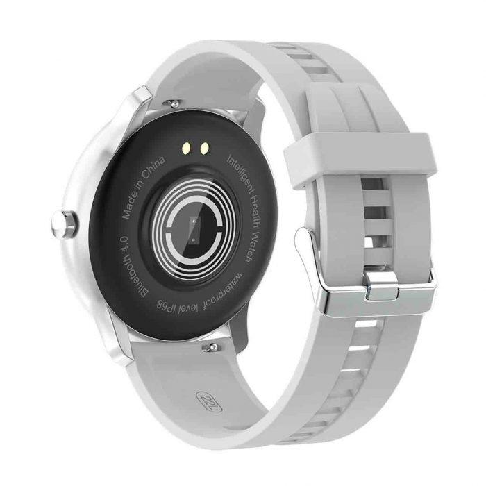 ساعت هوشمند نورمس مدل NURKELLO NT6 رنگ سفید