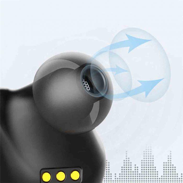 هدفون بی سیم نورمس مدل NURBUDS M11 گوشی