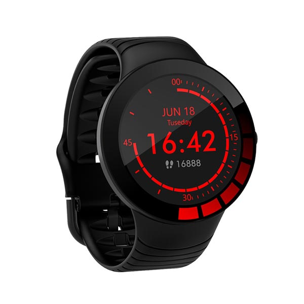ساعت هوشمند نورمس مدل NURKELLO TE3