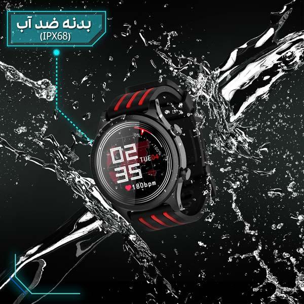 ساعت هوشمند نورمس مدل NURKELLO TE5 ضد آب