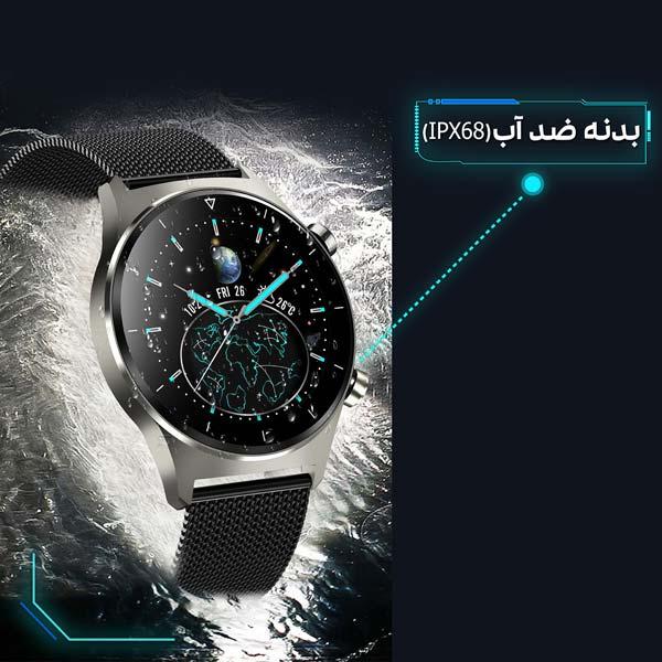 ساعت هوشمند نورمس مدل NURKELLO TE13 ضد آب