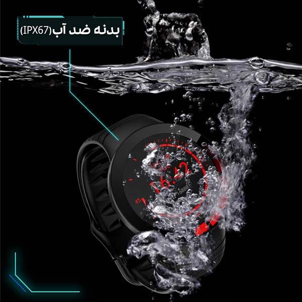 ساعت هوشمند نورمس مدل NURKELLO TE3 ضد آب