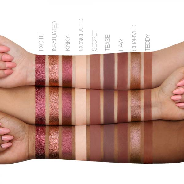 پالت سایه نود هدی بیوتی قابل استفاده در انواع پوست