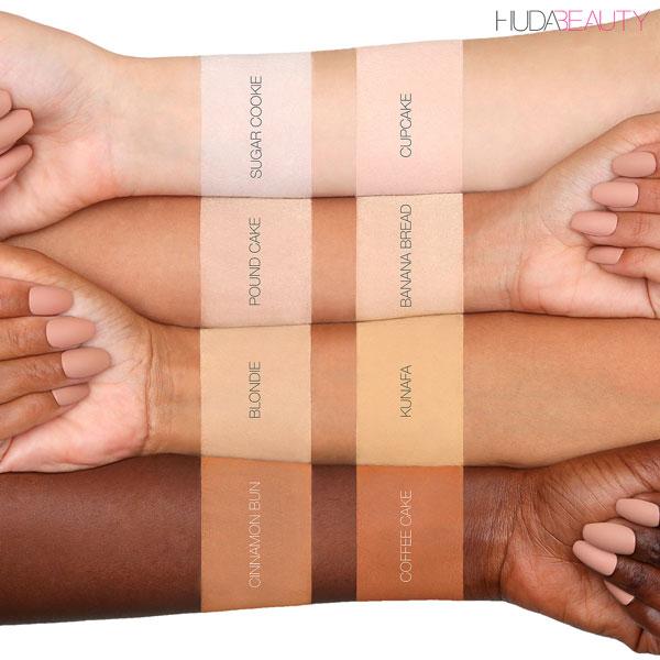 پودر فیکس هدی بیوتی مناسب برای انواع پوست