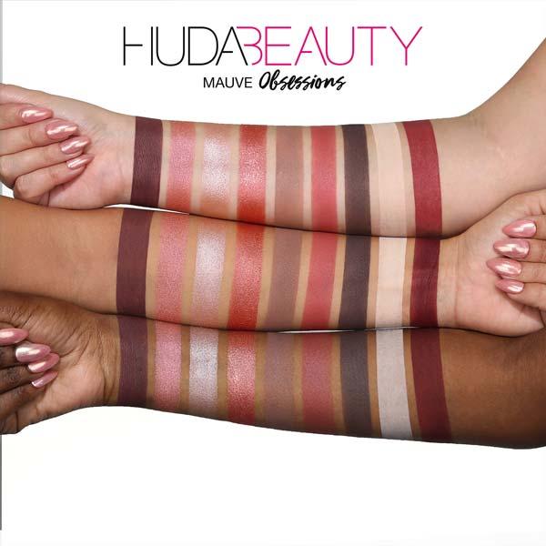 پالت سایه 9 رنگ ماو هدی بیوتی مناسب برای انواع پوست