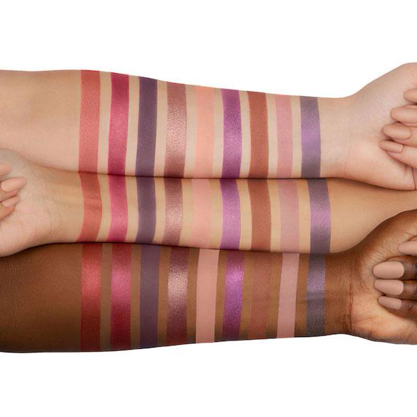 پالت سایه 9 رنگ هیز پارپل هدی بیوتی مناسب برای انواع پوست