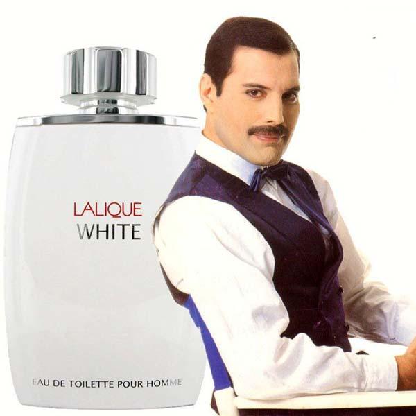 عطر ادکلن مردانه لالیک مدل White