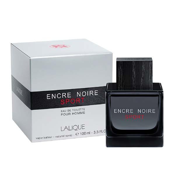 عطر ادکلن مردانه لالیک مدل Encre Noire Sport