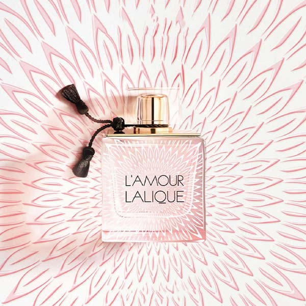 عطر ادکلن زنانه لالیک مدل L'Amour