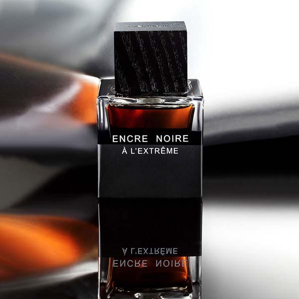عطر ادکلن مردانه لالیک مدل Encre Noire A L'Extreme